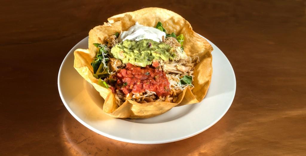 Delicious Taco Salad