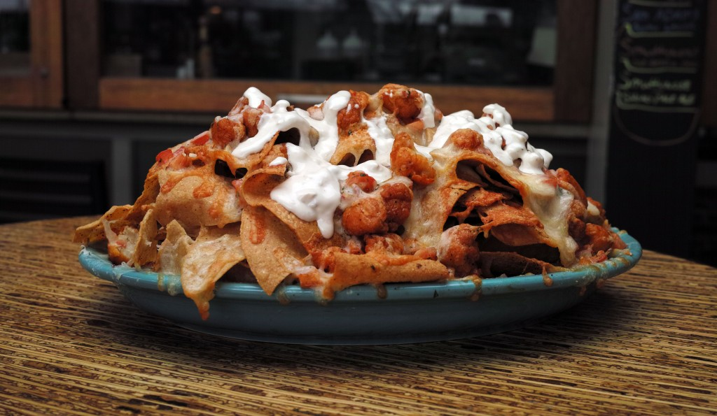 The best Buffalo Nachos around